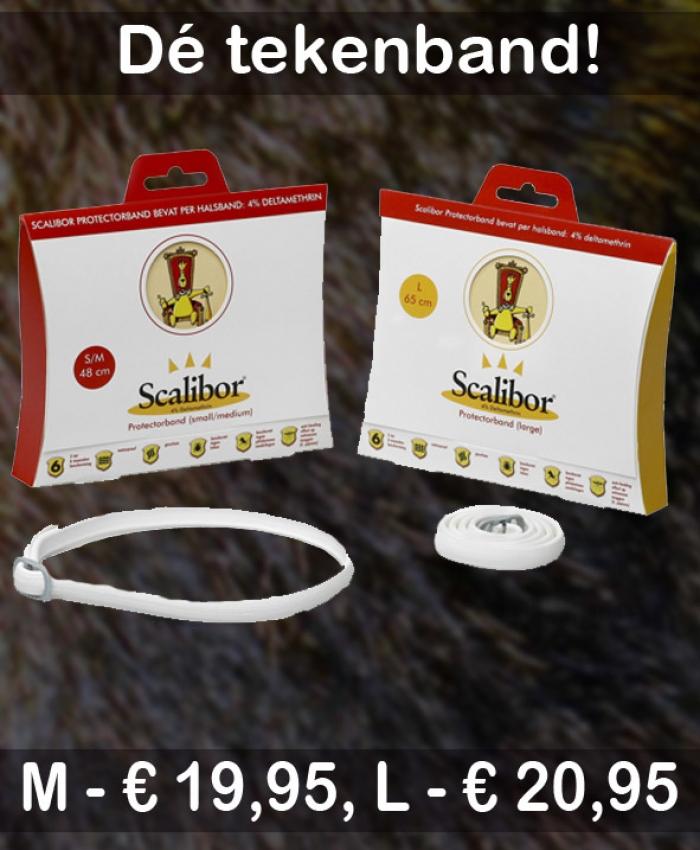 Scalibor tekenband