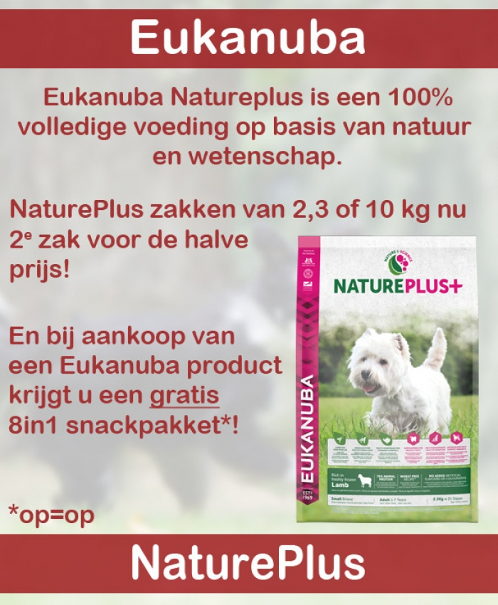 Eukanuba NaturePlus